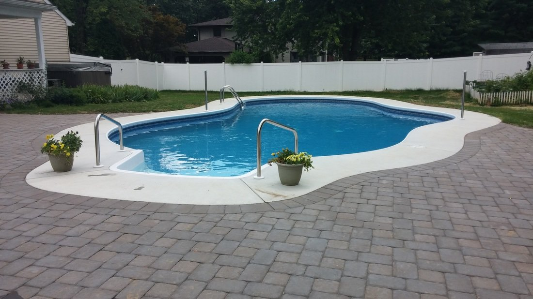 Nj Swimming Pools Central Jersey Pools Rachael Edwards