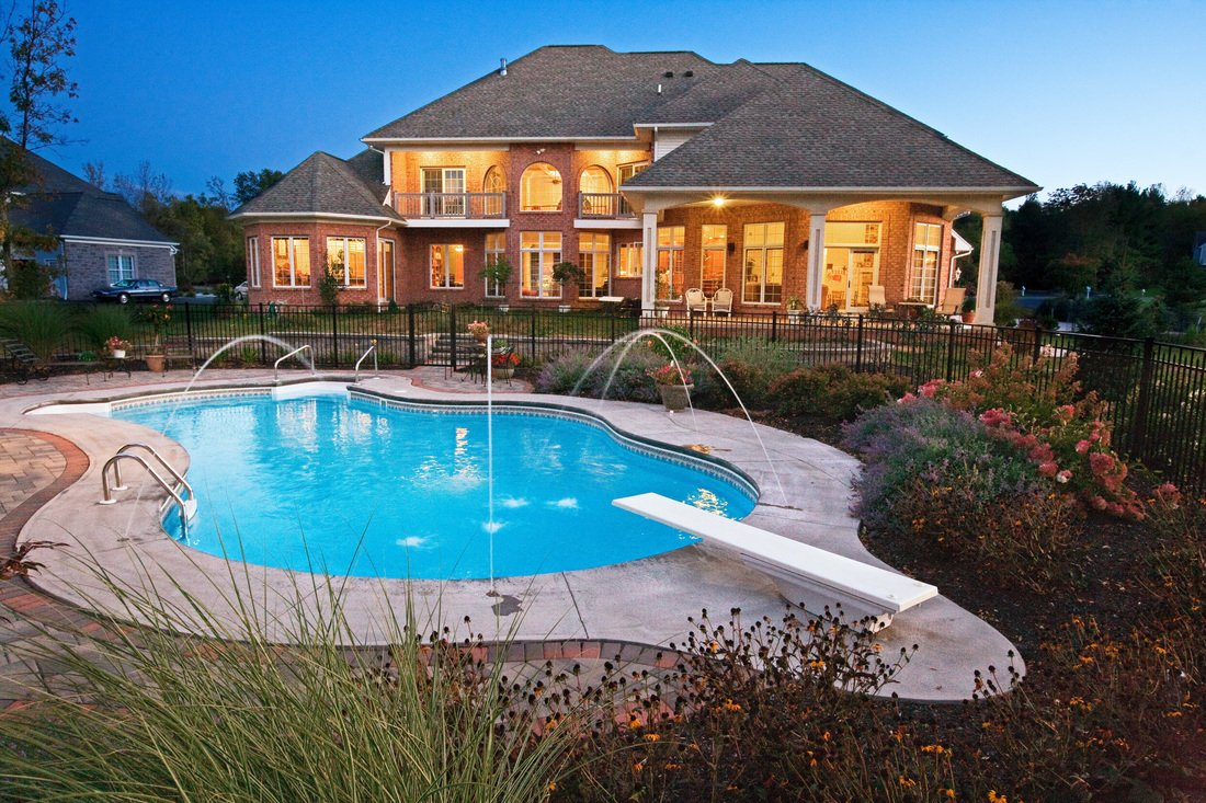 In ground pools central jersey pools - Inground swimming pools new jersey ...
