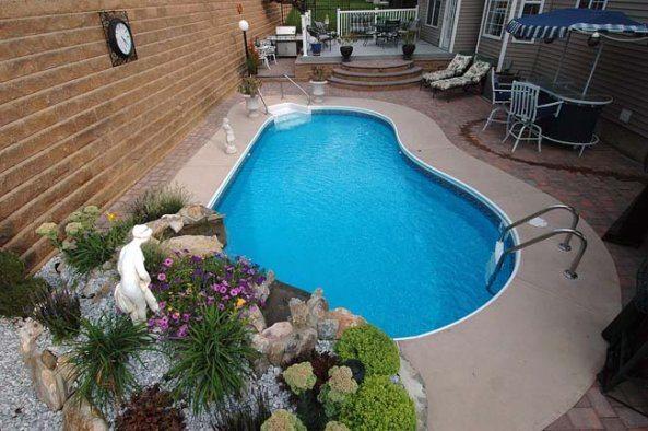 Garden Pool Garden Pools