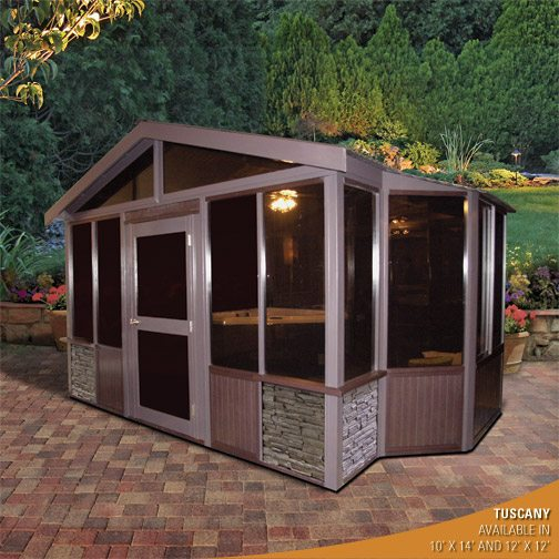 Outdoor rooms l central jersey pools for Garden rooms jersey