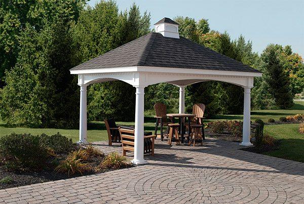 Pavilions nj l pavilions monmmouth l pavilions central jersey for Pool pavilion plans