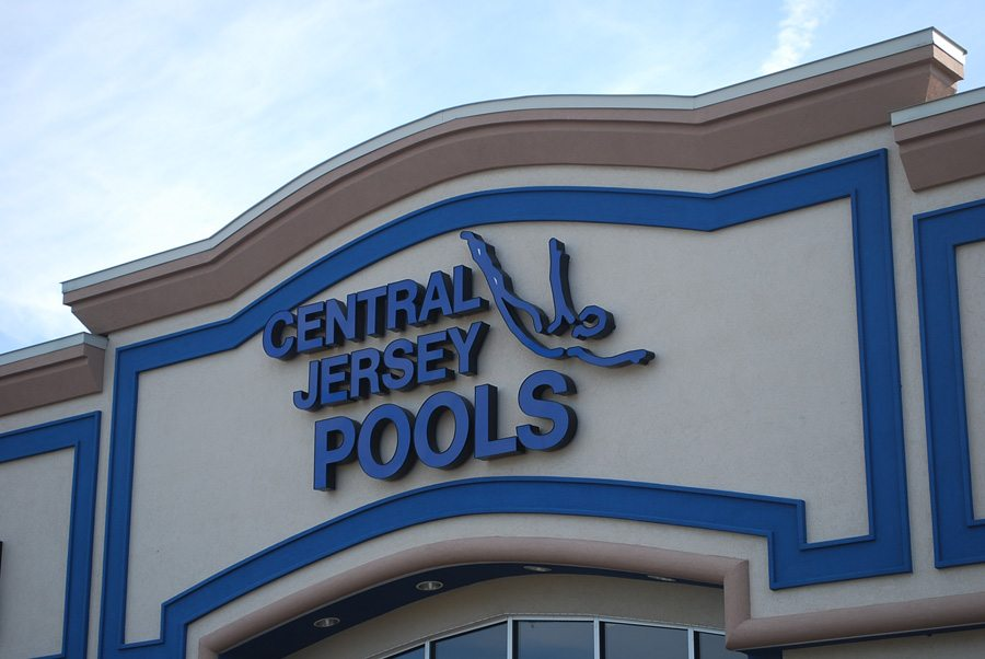 Central Jersey Pools - Store Front - Freehold, NJ