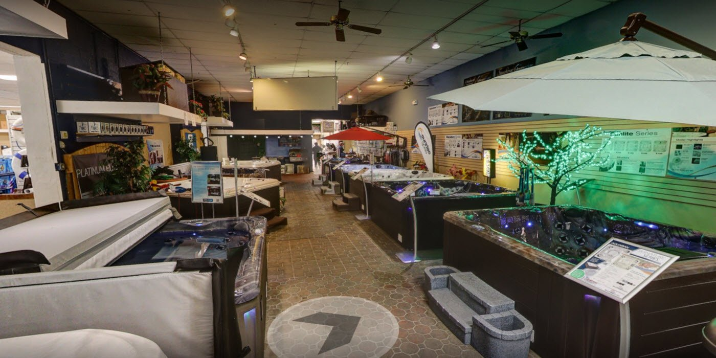 Hot Tub Show Room Back reverse swimming pools & pool supplies in nj central jersey pools  at gsmx.co