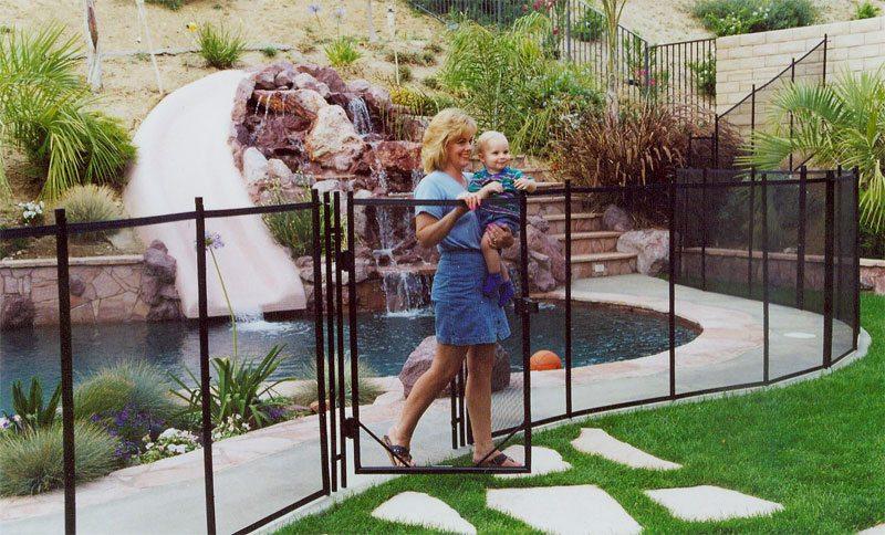 Originial Pool Fence