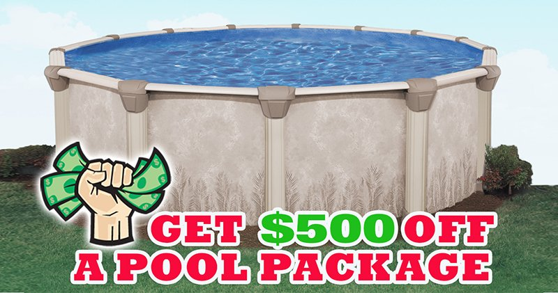 Doughboy Pools | Above Ground Pool Installation | Doughboy Above ...