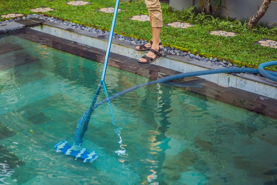 Cleaning Your Swimming Pool Freehold NJ