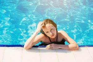Swimming Pool Eye Skin Hair Care - Freehold NJ